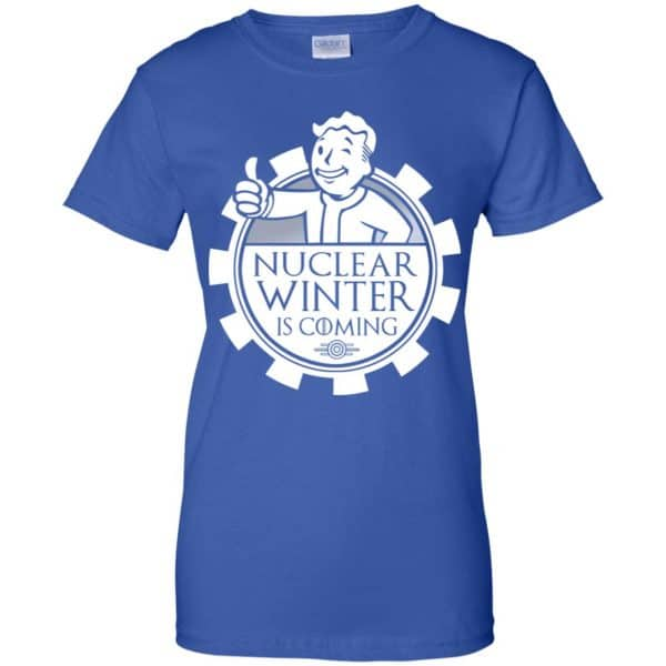 Nuclear Winter Is Coming Fallout 3 4 Shirt, Hoodie, Tank Apparel 14