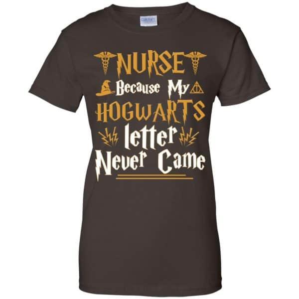Nurse Because My Hogwarts Letter Never Came Shirt, Hoodie, Tank Apparel 12