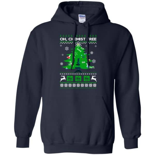 Oh Chemist Tree Ugly Christmas Sweater, T-Shirts, Hoodie Apparel 8