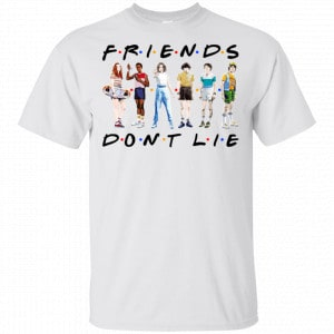 Stranger Things – Friends Don't Lie Shirt, Hoodie, Tank