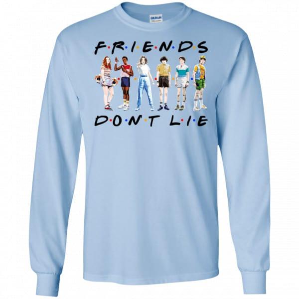 Stranger Things – Friends Don't Lie Shirt, Hoodie, Tank