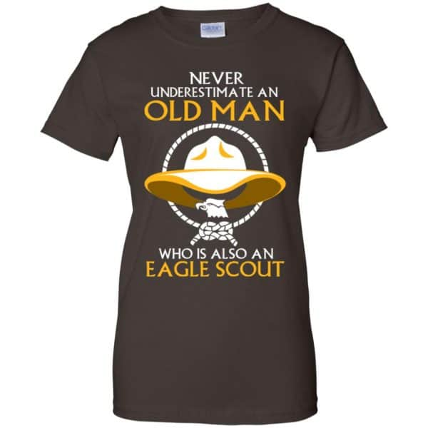 Never Underestimate An Old Man Who Is Also An Eagle Scout Shirt, Hoodie, Tank Apparel 12