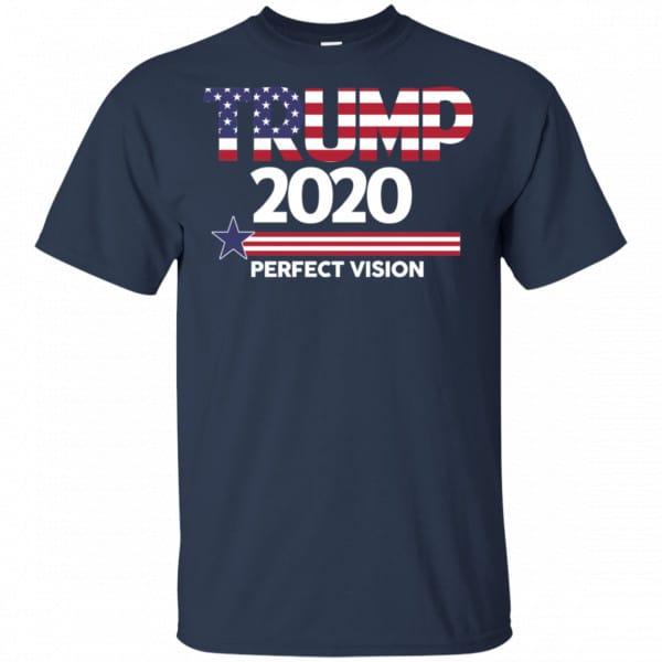 Donald Trump 2020 Perfect Vision Shirt, Hoodie, Tank Apparel