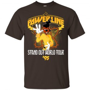 Powerline Stand Out World Tour '95 Shirt, Hoodie, Tank