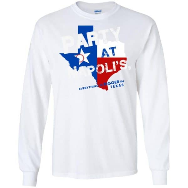 Texas Rangers: The 'Party at Napoli's Shirt, Hoodie, Tank Apparel 7