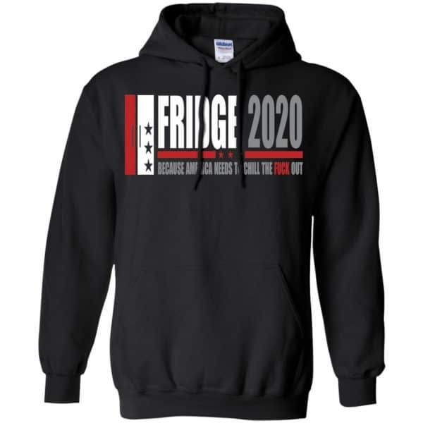 Fridge 2020 Because America Needs To Chill The Fuck Out T-Shirts, Hoodie, Tank Apparel 7