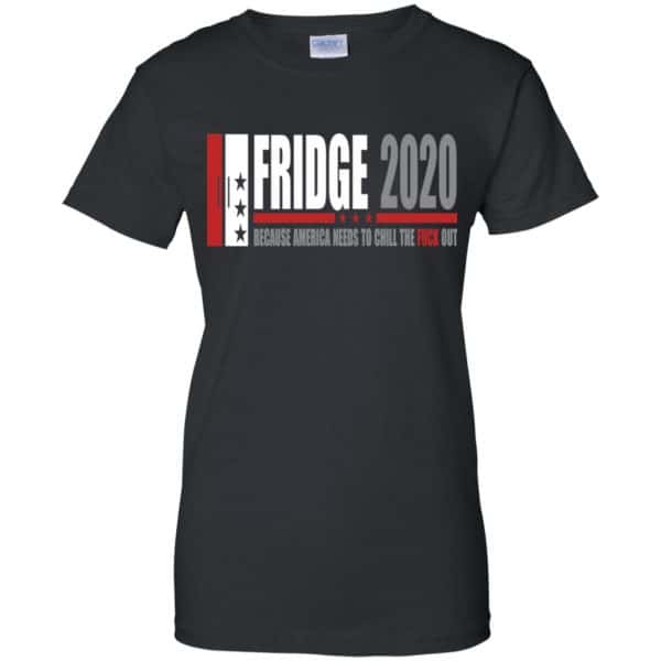 Fridge 2020 Because America Needs To Chill The Fuck Out T-Shirts, Hoodie, Tank Apparel 11