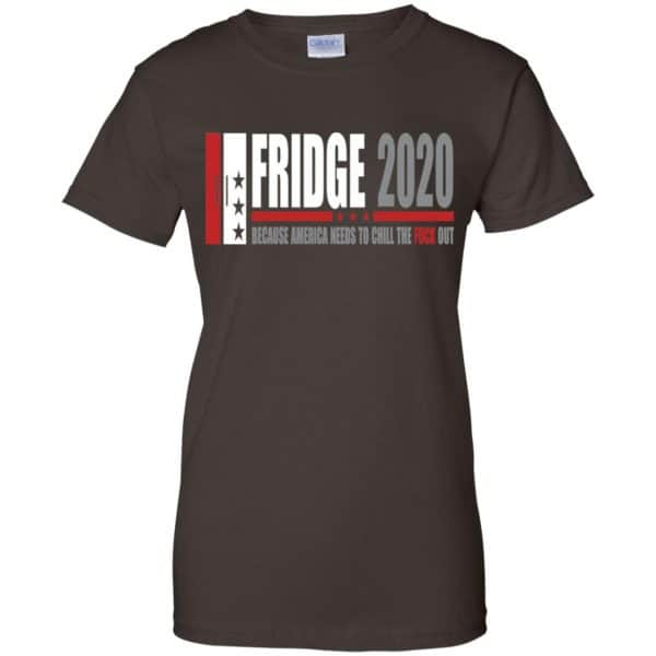 Fridge 2020 Because America Needs To Chill The Fuck Out T-Shirts, Hoodie, Tank Apparel 12