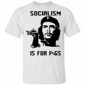 Steven Crowder: Socialism Is For Figs Shirt, Hoodie, Tank Apparel 2