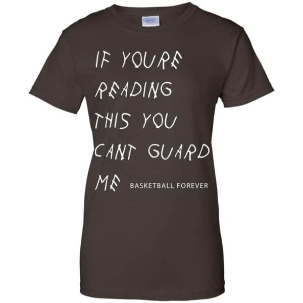 If You're Reading This You Can't Guard Me – Kyrie Irving Shirt, Hoodie, Tank