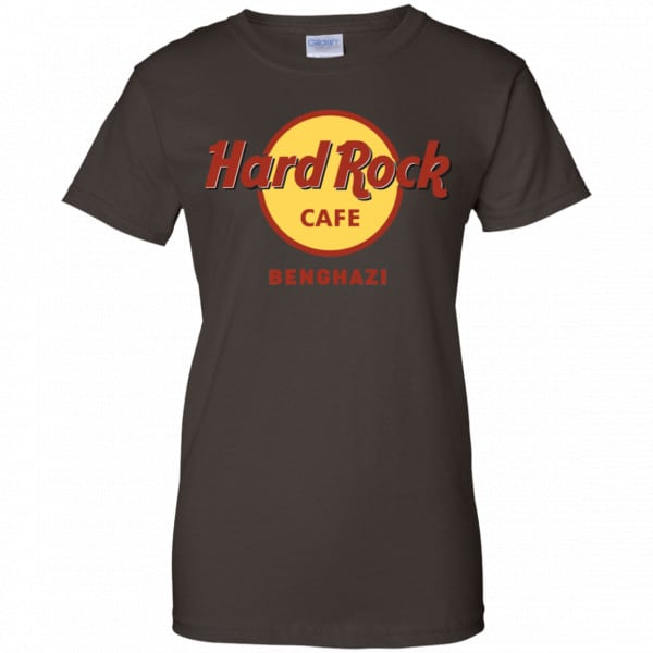 Hard Rock Cafe Benghazi Shirt, Hoodie, Tank Apparel 12