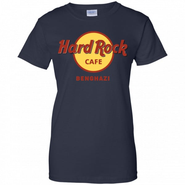 Hard Rock Cafe Benghazi Shirt, Hoodie, Tank Apparel 13