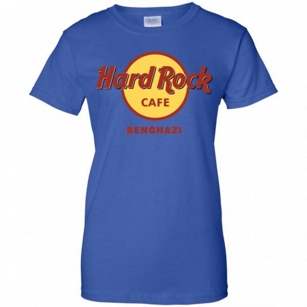 Hard Rock Cafe Benghazi Shirt, Hoodie, Tank Apparel 14