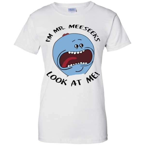 I'm Mr Meeseeks Look At Me Rick And Morty Shirt, Hoodie, Tank Apparel