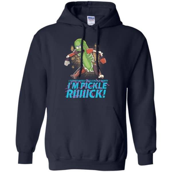 I Turned Myself Into A Pickle Morty I'm Pickle Riiiick Shirt, Hoodie, Tank Apparel 8