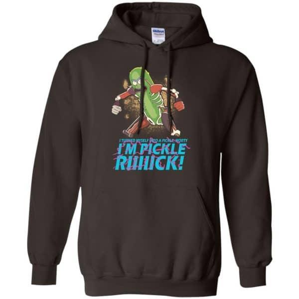 I Turned Myself Into A Pickle Morty I'm Pickle Riiiick Shirt, Hoodie, Tank Apparel 9