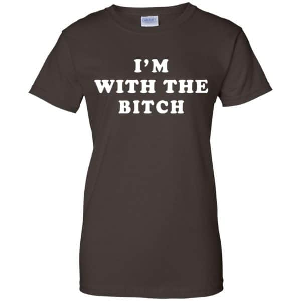 I'm With The Bitch Shirt, Hoodie, Tank Apparel 12