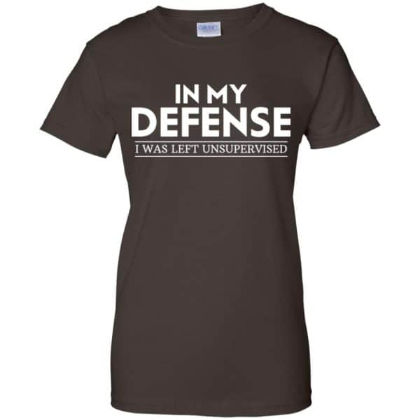 In My Defense I Was Left Unsupervised Shirt, Hoodie, Tank Apparel 12