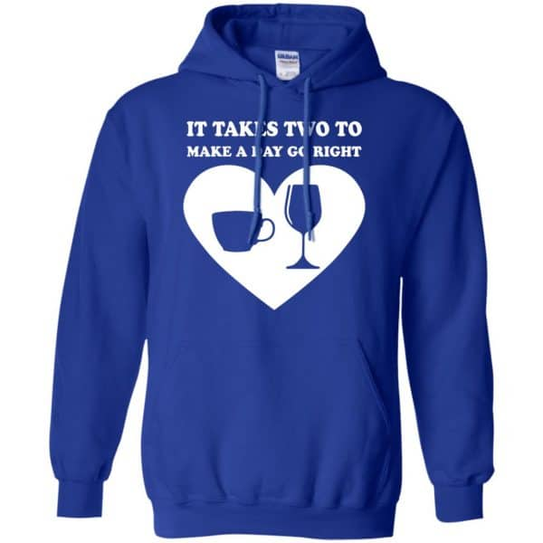 It Takes Two To Make A Day Go Right Shirt, Hoodie, Tank Apparel 10