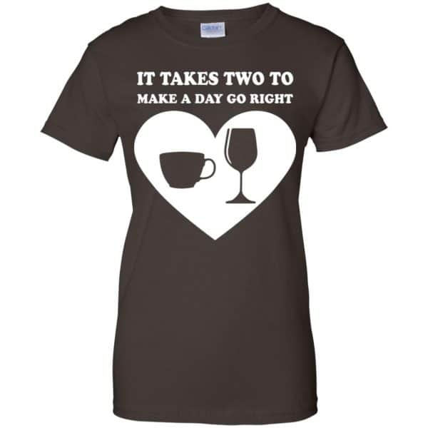 It Takes Two To Make A Day Go Right Shirt, Hoodie, Tank Apparel 12