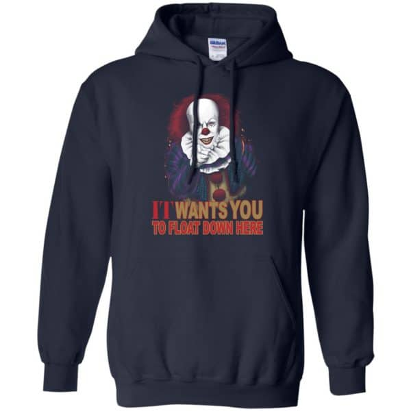 It Wants You To Float Down Here Shirt, Hoodie, Tank Apparel 8