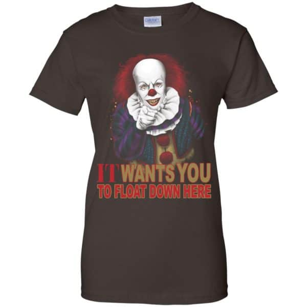 It Wants You To Float Down Here Shirt, Hoodie, Tank Apparel 12