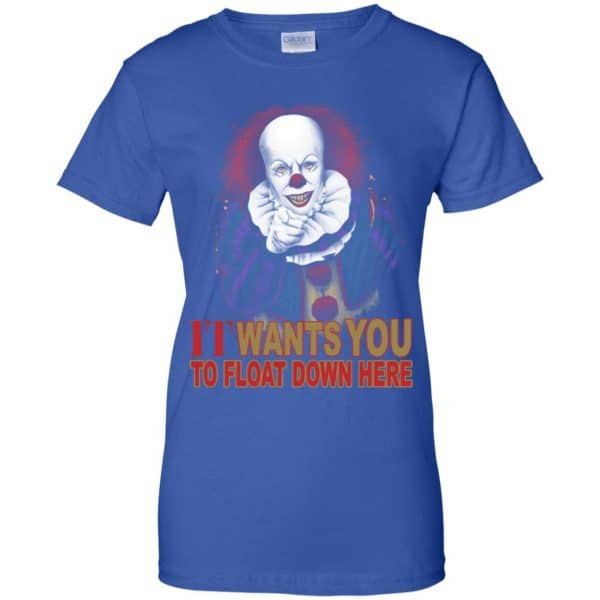 It Wants You To Float Down Here Shirt, Hoodie, Tank Apparel 14