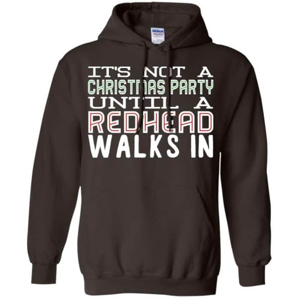 It's Not A Christmas Party Until A Redhead Walks In T-Shirts, Hoodie, Tank Apparel 9