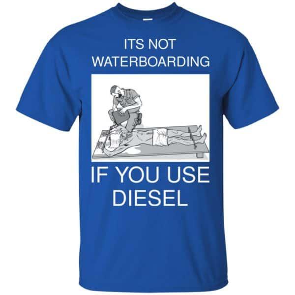 Baptizing Terrorists It's Not Waterboarding If You Use Diesel Shirt, Hoodie, Tank Apparel 5