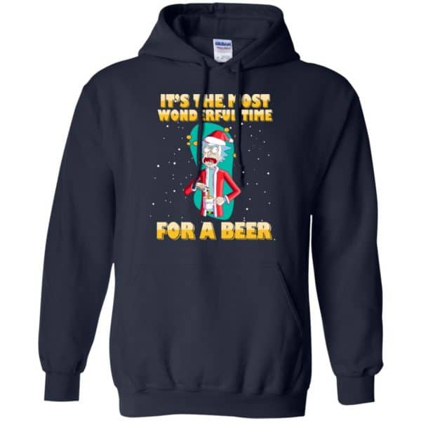 It's The Most Wonderful Time For A Beer Rick And Morty Shirt, Hoodie, Tank Apparel 8
