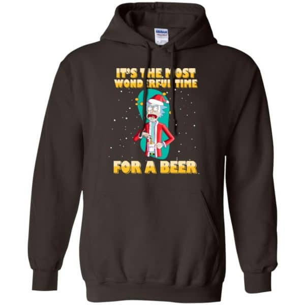 It's The Most Wonderful Time For A Beer Rick And Morty Shirt, Hoodie, Tank Apparel 9