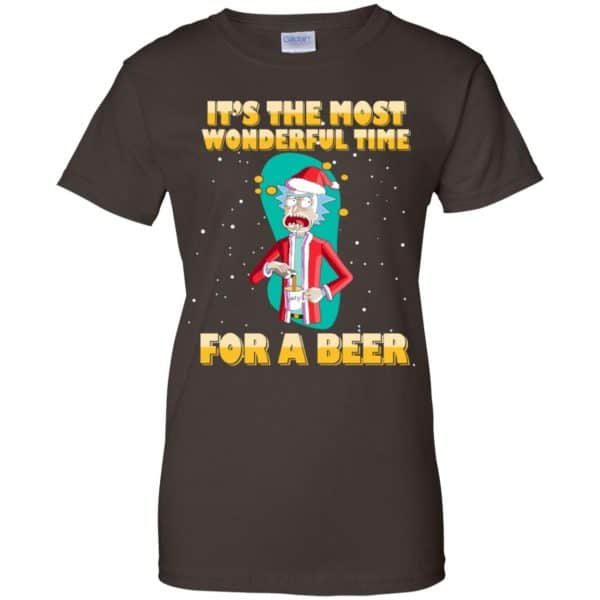 It's The Most Wonderful Time For A Beer Rick And Morty Shirt, Hoodie, Tank Apparel 12