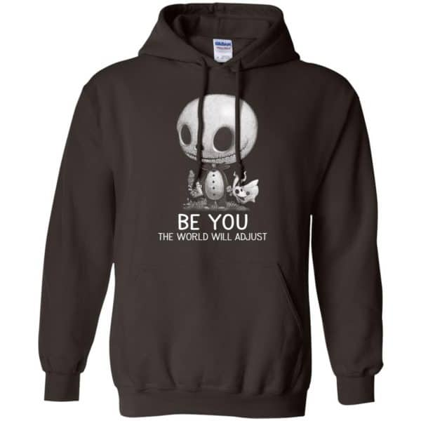 Be You The World Will Adjust Shirt, Hoodie, Tank Apparel 9