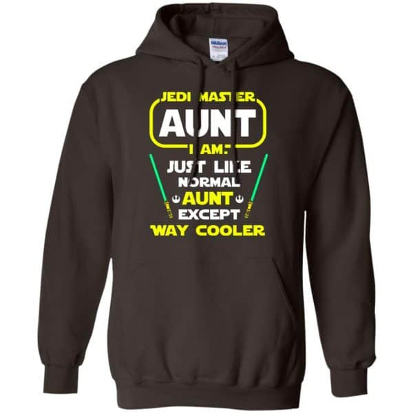 Jedi Master Aunt I Am ! Just Like Normal Aunt Except Way Cooler Shirt, Hoodie, Tank Apparel 9