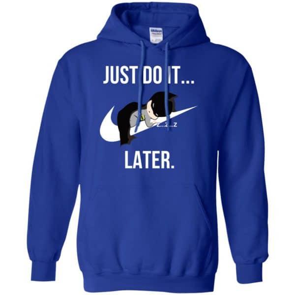 Batman: Just Do It Later T-Shirts, Hoodie, Tank Apparel 10