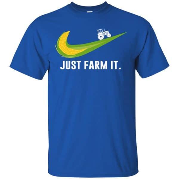 Just Farm It Farmer T-Shirts, Hoodie, Tank Apparel 5