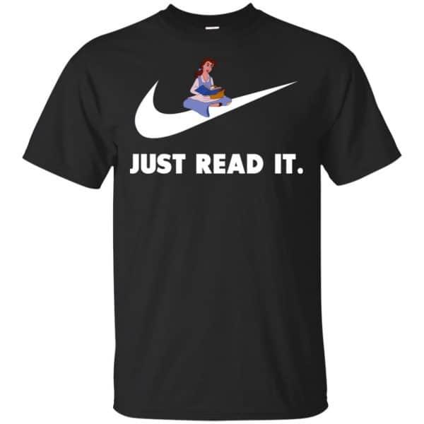 Just Read It Disney Shirt, Hoodie, Tank Apparel 3