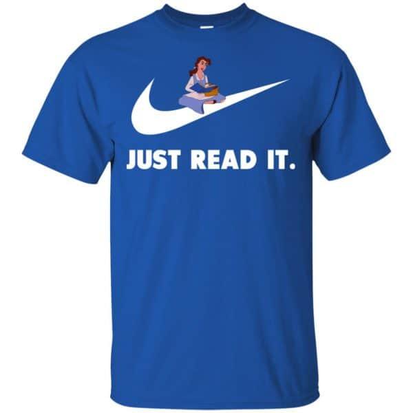 Just Read It Disney Shirt, Hoodie, Tank Apparel 5