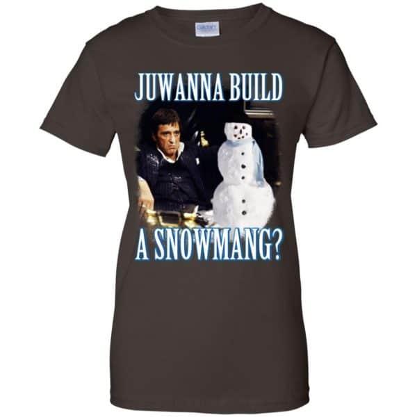 Juwanna Build A Snowmang Shirt, Hoodie, Tank Apparel 12