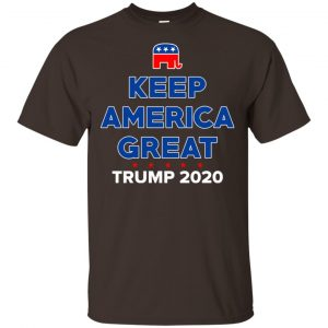 Keep America Great Donald Trump 2020 Shirt, Hoodie, Tank