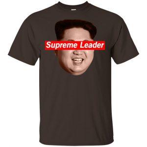 Supreme Leader Kim Jong-un Shirt, Hoodie, Tank Apparel
