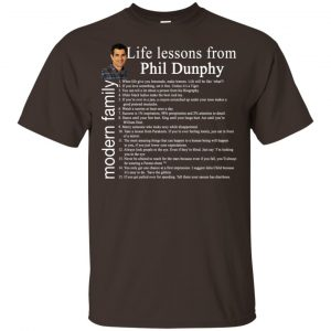 Modern Family: Life Lessons From Phil Dunphy Shirt, Hoodie, Tank Apparel 2