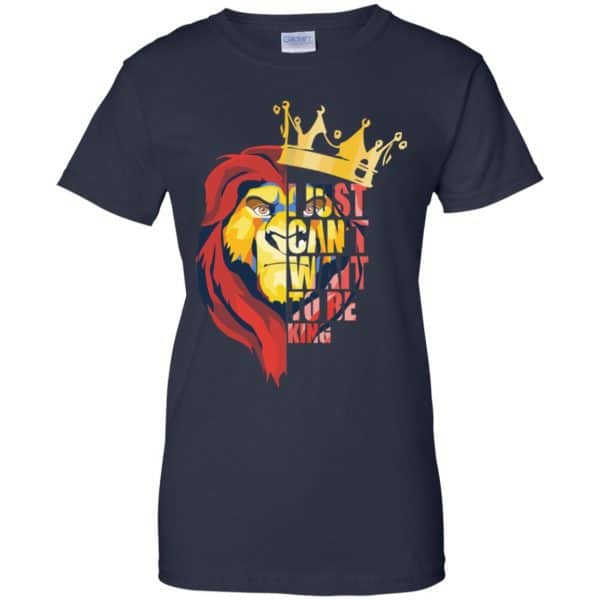 I Just Can't Wait To Be King – The Lion King Shirt, Hoodie, Tank Apparel 13