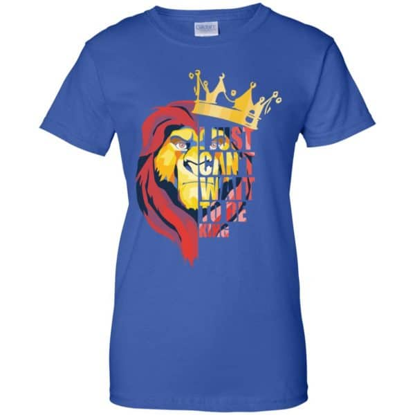 I Just Can't Wait To Be King – The Lion King Shirt, Hoodie, Tank Apparel 14