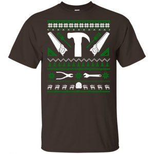 Carpenter Christmas Sweater, T-Shirts, Hoodie Apparel