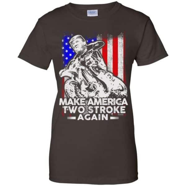 Make America Two Stroke Again Donald Trump Shirt, Hoodie, Tank Apparel 12