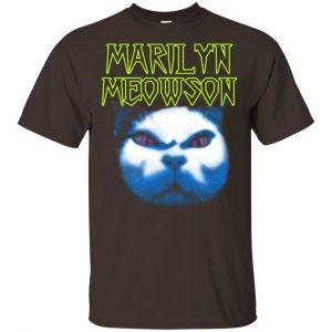 Marilyn Meowson Marilyn Manson Shirt, Hoodie, Tank Apparel