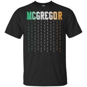 Mcgregor: Conor Mcgregor Shirt, Hoodie, Tank Apparel