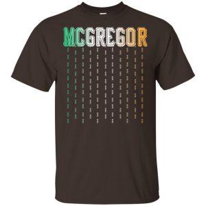 Mcgregor: Conor Mcgregor Shirt, Hoodie, Tank