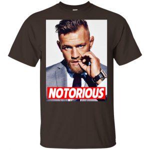 Notorious – Conor Mcgregor Shirt, Hoodie, Tank